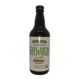 Golden Delicious Apple Champagne Beer, 7%